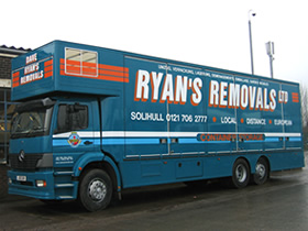 Home & Domestic Removals West Midlands
