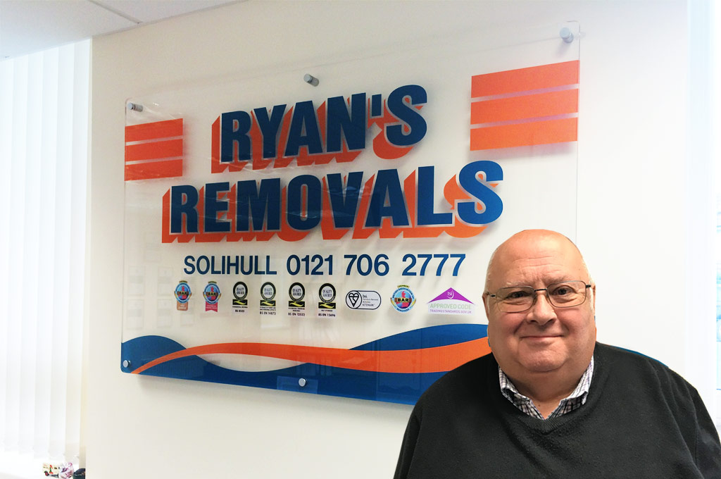 Affordable Storage in Solihull and Birmingham - Ryans Removals
