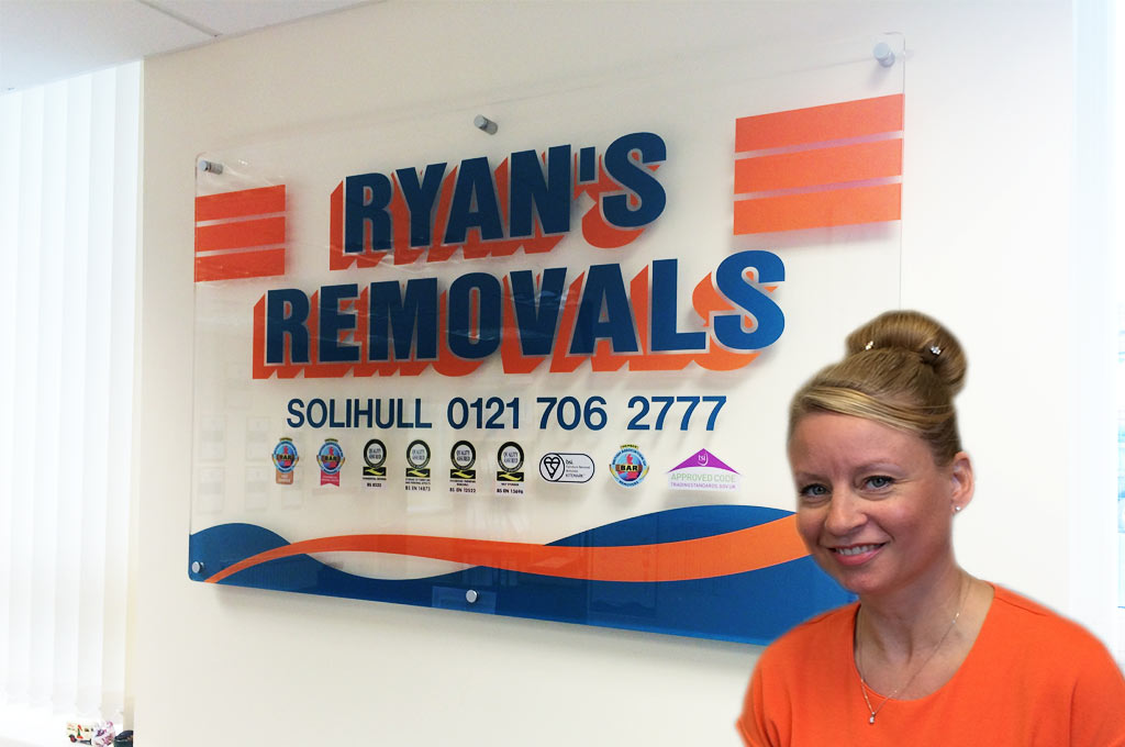 Mobile Storage in Solihull and Birmingham - Ryans Removals