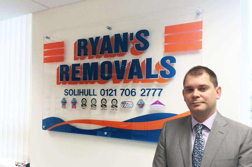 Business Removals in Solihull and Birmingham - Ryans Removals